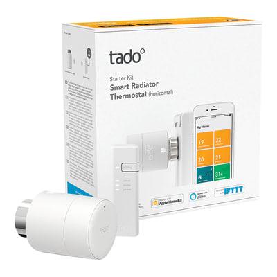 Valvola termostatica tado kit base v3 tado 2 prezzi e for Valvola termostatica tado