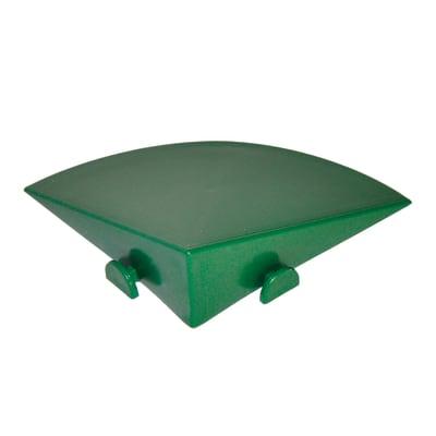 Profilo angolare ONEK 10 x 10 cm verde