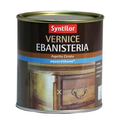 Vernice  SYNTILOR Ebanisteria Aquaréthane® noce 0.25 L