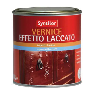 Vernice  SYNTILOR Laccato rosso 0.5 L