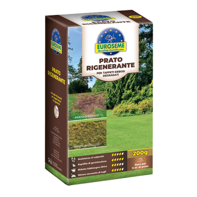 Seme per prato EUROSEME Rigenerante 0.2 kg