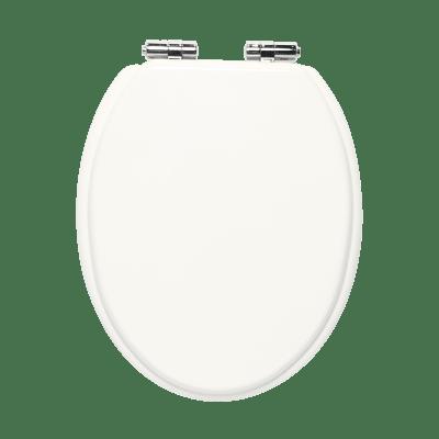 Copriwater ovale Universale Purity SENSEA mdf bianco