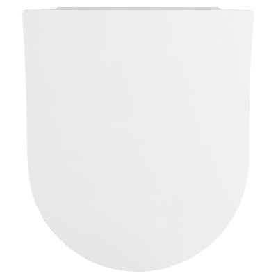 Copriwater rettangolare Universale Neo SENSEA duroplast bianco