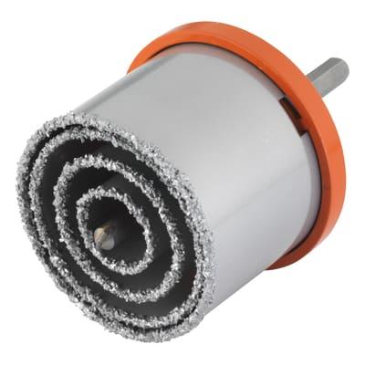 Set di seghe a tazza WOLFCRAFT in acciaio Ø 33-53-73-83 mm
