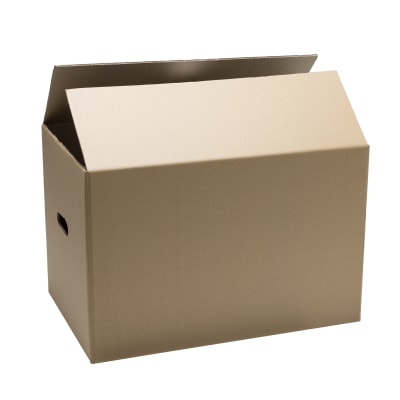 Scatola da imballaggio 2 onde H 30 x L 60 x P 30 cm
