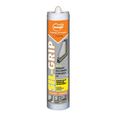 Silicone Sil Grip trasparente 310 ml