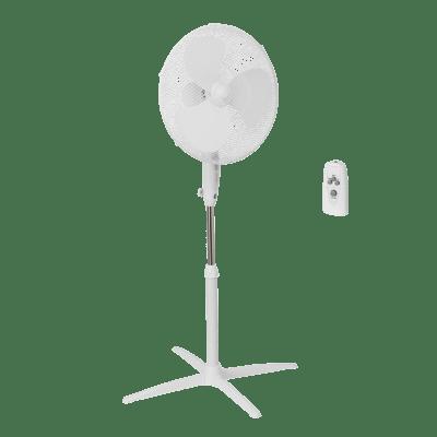 Ventilatore a piantana EQUATION bianco 45 W Ø 40 cm