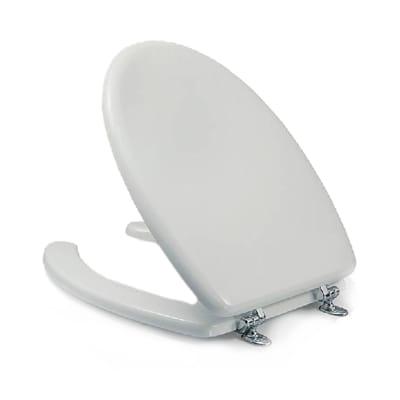 Sedile Wc Disabili Ideal Standard.Copriwater Ovale Disabili Bianco Prezzi E Offerte Online Leroy Merlin