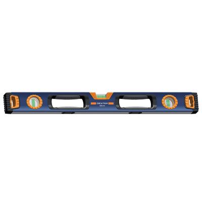 Livella manuale magnetica rettangolare DEXTER 60 cm 3 fiale