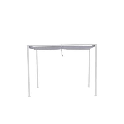 Telo di ricambio in poliestere per pergola Horali, grigio 200 x 300 cm