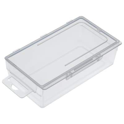 Valigetta D2 in plastica trasparente