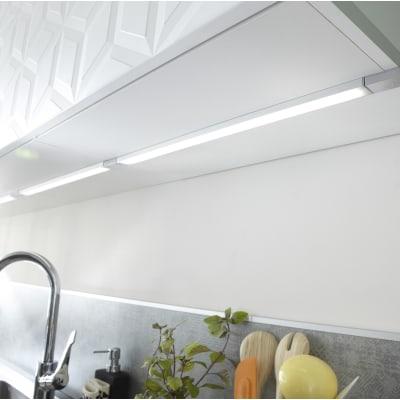Reglette Rio LED integrato 55 cm 5W 400LM IP20 Inspire