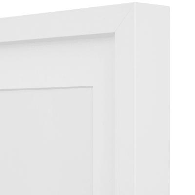 Cornice con passe-partout Inspire milo bianco 70x100 cm