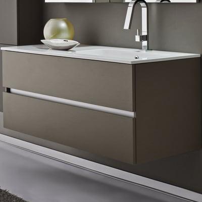 Mobile bagno Share marrone L 141 cm