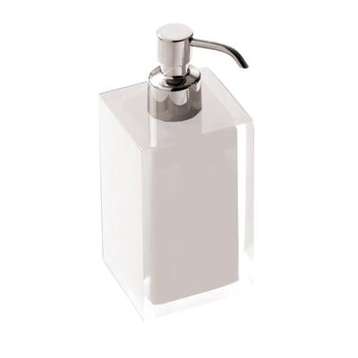 Dispenser sapone Rainbow bianco