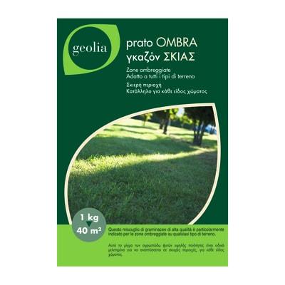 Seme per prato GEOLIA Ombra 1.0 kg