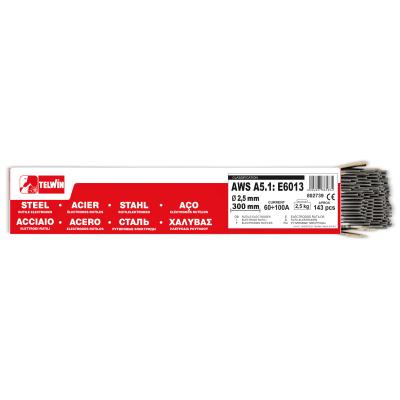 143 elettrodi rutilo Ø 2.5 mm