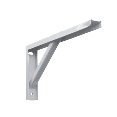 Staffa Robusta L 20.5 x H 20.5 cm bianco