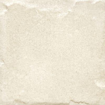 Piastrella Country L 10 x H 10 cm bianco