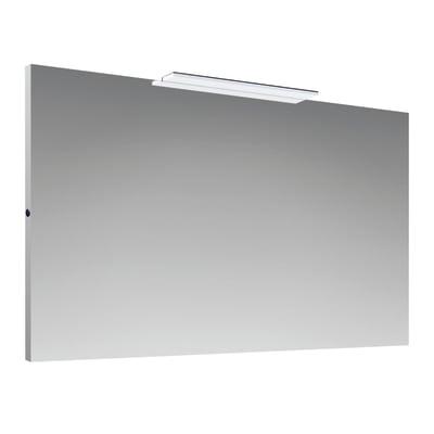 Specchio con faretto bagno rettangolare 7116