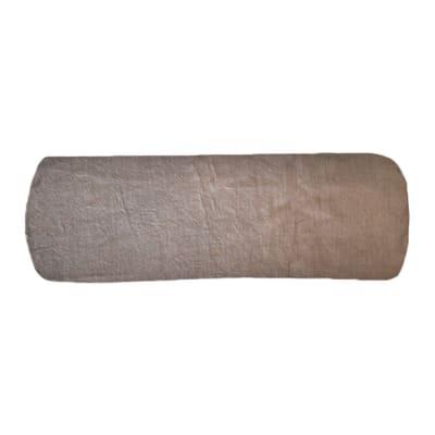 Cuscino Lino tortora 20x60 cm