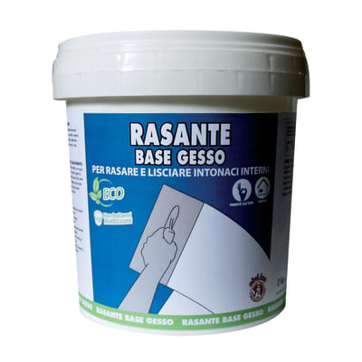 Rasante in pasta GRAS CALCE Planagips base gesso 2 kg