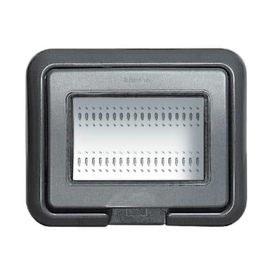 Calotta BTICINO Living Light 3 moduli