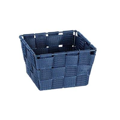 Cestino bagno / doccia L 19 x P 14 x H 9 cm Adria blu