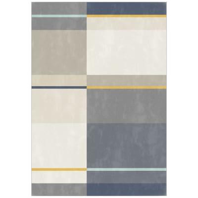 Tappeto Canvas Glen , grigio, 160x230 cm