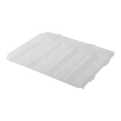 Tegola Marsigliese in polipropilene 43 x 33 cm, Sp 10 mm glass 10 pezzi