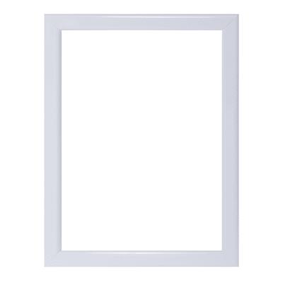 Cornice Tondy bianco per foto da 24x30 cm