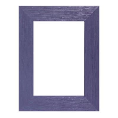 Cornice Color lilla per foto da 18x24 cm
