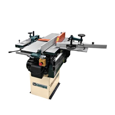 Combinato a legna Kompacta200L6 6 funzioni 15  cv