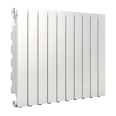 Radiatore acqua calda PRODIGE Modern in alluminio 10 elementi interasse 60 cm