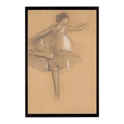 Stampa incorniciata F.C. Latte 30.7x45.7 cm