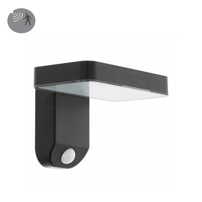 Applique Pastion LED integrato in plastica nero 4.5W 200LM IP20 EGLO