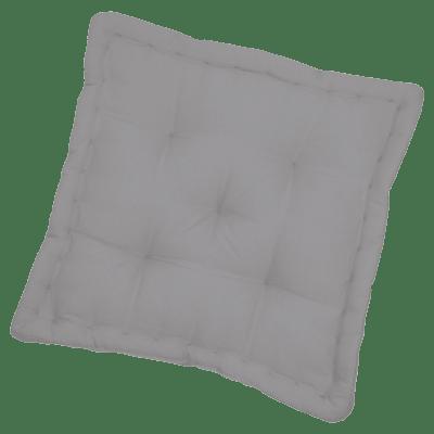 Cuscino da pavimento INSPIRE ELEMA grigio 40x40 cm Ø 0 cm