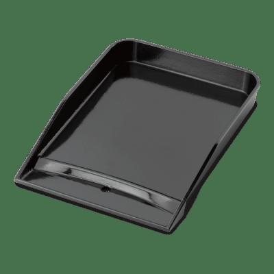 Piastra di cottura mista in ghisa smaltata L 30 x P 44.5 cm WEBER