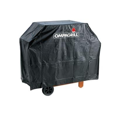 Copertura protettiva per barbecue in pvc L 120 x P 50 x H 90 cm