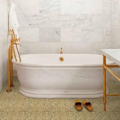 Mosaico Oro Giallo15 H 31.8 x L 31.8 cm oro