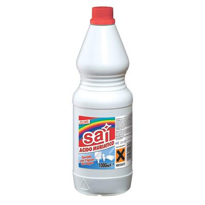 Acido muriatico SAI 1 l