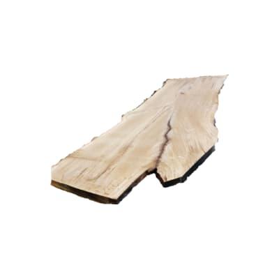 Tavola Legno massello pino douglas 200 x 30 cm Sp 40 mm