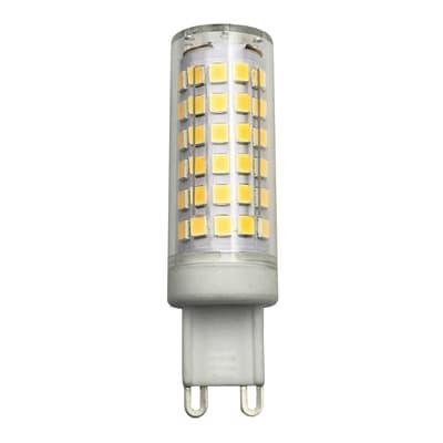 Lampadina LED, G9, Bulbo, Opaco, Luce naturale, 10W=950LM (equiv 70 W), 360°