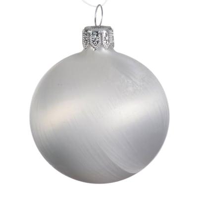 Sfera natalizia in vetro Ø 15 cm