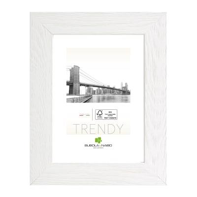 Cornice Varenna bianco per foto da 13x18 cm
