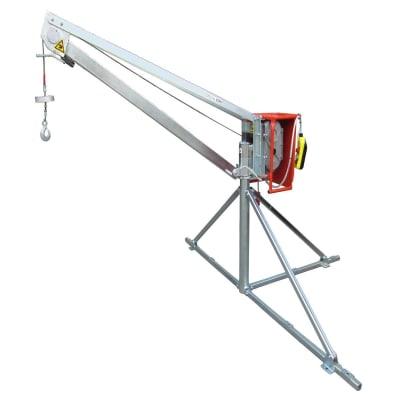 Paranco elettrico Gruetta portata max 500 kg cavo da 40 m