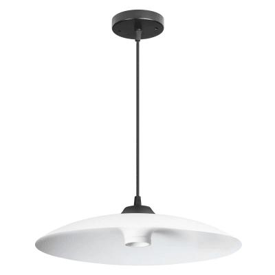 Lampadario Moderno Smart bianco in alluminio, D. 35 cm, LEDVANCE