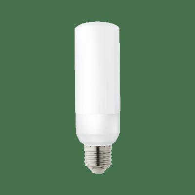 Lampadina LED, E27, Tubo, Opaco, Luce fredda, 12W=1521LM (equiv 100 W), 300° , LEXMAN
