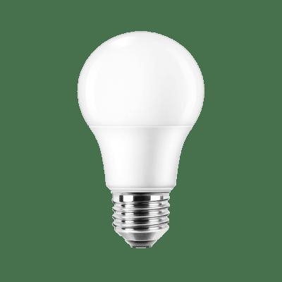 Lampadina LED, E27, Goccia, Smerigliato, Luce calda, 8.5W=806LM (equiv 60 W), 220° , LEXMAN