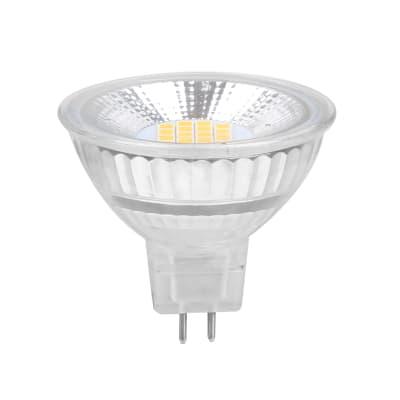 Lampadina LED, GU5.3, Faretto, Opaco, Luce naturale, 8W=700LM (equiv 50 W), 100° , LEXMAN